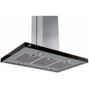 GLEN GL 6052 Touch 1250 90 Wall Mounted Chimney(Silver 1250)