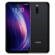 MEIZU X8 6/128 okostelefon FEKETE