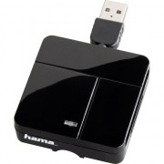"Card reader hama ""All in One"" Black (94124)"