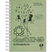 Edition Dux Das Ding 1 - Kultliederbuch