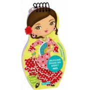 Obliekame španielske bábiky INES(Julie Camel; Charlotte Segond-Rabilloud)