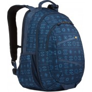 Case Logic Berkeley II - Laptop Rugzak - 15.6 inch / Blauw patroon