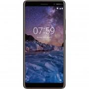 Nokia 7 Plus Dual Sim (4GB, 64GB) 4G LTE - Negro