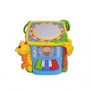 FunBlast™ Colorful 5 sides Activity Cube Baby Toys,Educational Learnng Toy for kids, Play and Learn Activity Cube
