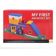 Grab Offers Smart Blocks My First Architect Set - Interlocking Architectural Set For Kids.(Multicolor)