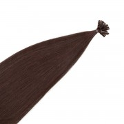 Rapunzel® Extensions Naturali Nail Hair Original Liscio 2.4 Chad Wood Natural Brown 50 cm