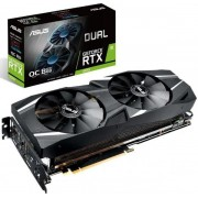 Placa video Asus GeForce RTX 2070 Dual OC, 8GB, GDDR6, 256-bit + Bonus Wolfenstein: Youngblood Bundle