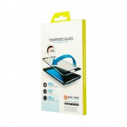 Folie Sony Xperia XZ2 Premium Lemontti Sticla Curbata Transparent (1 fata, 9H, 3D)