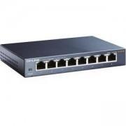 Комутатор TP-Link TL-SG108, Unmanaget, TL-SG108_VZ