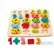 Hape Számok - Puzzle (Hape, HP E1550A)