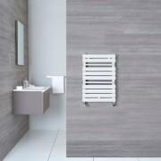 Hudson Reed Sèche-Serviettes Blanc Select 65cm x 44,5cm x 4,5cm 456 Watts
