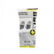 Kärcher Dammsugarpåsar, papper, 10st. 6-904-333 Replace: N/A