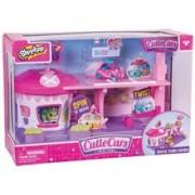 Set Jucarii Shopkins Cutie Cars Diner Playset