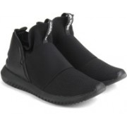 ADIDAS ORIGINALS TUBULAR DEFIANT T W Sneakers For Women(Black)