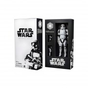 Hasbro Star Wars First Order Stormtrooper Black Series-Multicolor