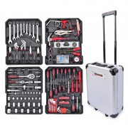 Trolley de herramientas 253 piezas Kreator KRT951011