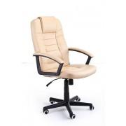Fotel biurowy GIOVANI jasny brąz
