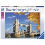 RAVENSBURGER Ravensburger puzzle (slagalice) - Pogled na Tower Bridge RA19637