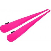 Flames 'N Games N Pro Sock Poi (Pink) Stretchy Tube Socks.
