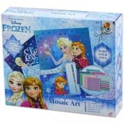 Disney hercegnők: Jégvarázs mozaik képkészítő