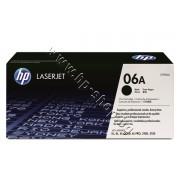 Тонер HP 06A за 3100/3150/5L/6L (2.5K), p/n C3906A - Оригинален HP консуматив - тонер касета