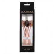 Makeup Revolution London Brushes Pro Precision Brush Large Oval Cheek kosmetický štětec na bronzer a tvářenku 1 ks