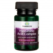 Hyaluronic Acid Complex (60 kap.)