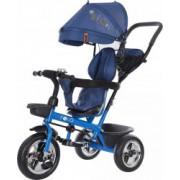 Tricicleta Chipolino Polo denim Albastru