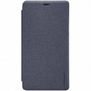 Husa Book Nillkin Sparkle pentru Xiaomi Redmi Note 3 Negru