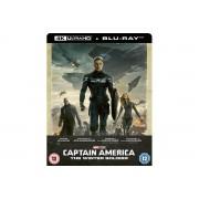 Blu-Ray Captain America: The Winter Soldier 4K 4K Blu-ray