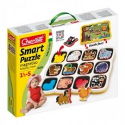 Smart Puzzle Copii 18Luni+ Have Fun - Ferma