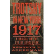 Trotsky in New York, 1917: A Radical on the Eve of Revolution, Paperback/Kenneth D. Ackerman