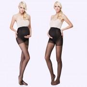 New Fashion Velvet Gravida Maternity Tight Long-range Elasticity Care Belly Leggings Clothes For Pregnant Women Free Shipping