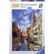 PUZZLE IN VENETIA 500 PIESE Ravensburger