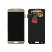 Display Samsung S7 (G930) Auriu Original