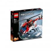 LEGO Technic reddingshelikopter 42092