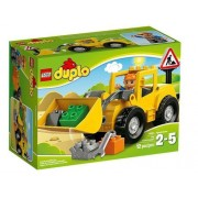 LEGO Duplo 10520 Big Front Loader 12pcs Set New In Box #10520