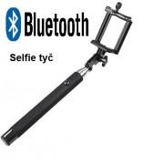 Teleskopická Bluetooth selfie tyč M-Life