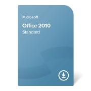 Microsoft Office 2010 Standard OLP NL, 021-10257 elektronikus tanúsítvány