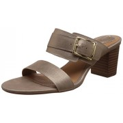 Clarks Women's Ralene Rose Beige Fashion Sandals - 6 UK/India (39.5 EU)