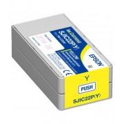 Epson ColorWorks C3500 tintapatron sárga