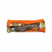 Newman's Own Organics Chocolate Cups - Peanut Butter - Organic Milk Chocolate - 1.2 oz - Case of 16