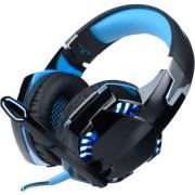 Casti Gaming Tracer GAMEZONE Hydra 7.1, Negru/Albastru