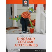 Make Your Own Dinosaur Costume Accessories NWT Kids One Size