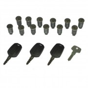 Thule One Key System 452 1(2 Cilinders)