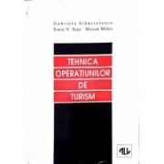 Tehnica operatiunilor de turism (Ed. All)