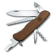 VICTORINOX Nůž kapesní Forester Wood 111mm DŘEVĚNÝ
