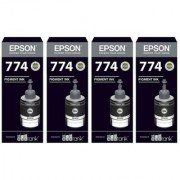 Epson T7741 Black Combo Pack Ink Pack of 4