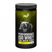 nu3 Performance Whey Isolate, Tropical, Poudre
