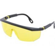 Ochelari de protectie universala Ardon V10 cu lentile galbene si brate ajustabile